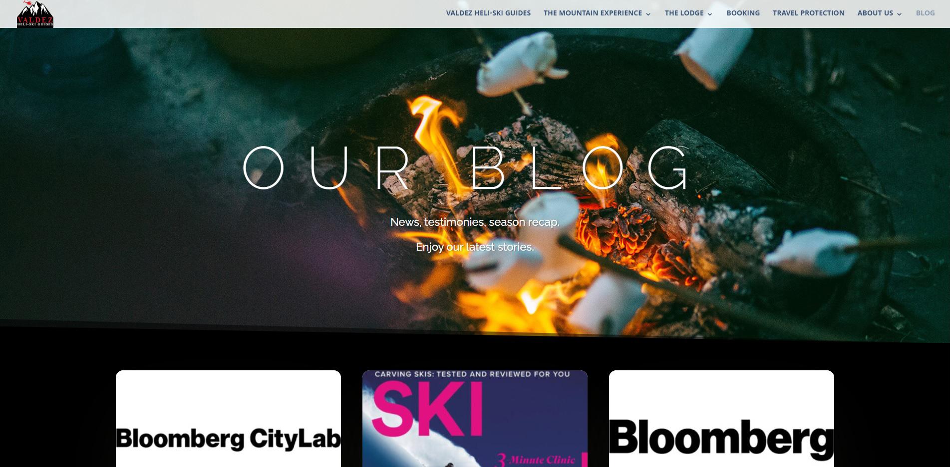 image blog publication post article site internet